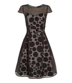 polka dots, beauti dress, dot dress