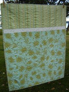 super easy quilt