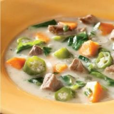 Quick Pepperpot Soup � Healthy Recipes for kids