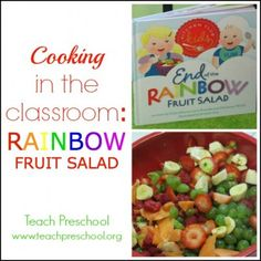 Cooking in the classroom by Teach Preschool