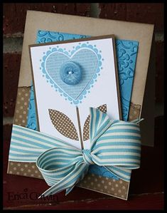 Gorgeous colors....pretty card!