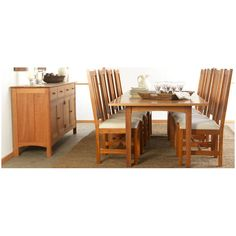 Modern Shaker Long Sideboard. Made from eco-friendly wood and guaranteed for life.  $5,287.00