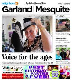 07/20 Know Your Neighbor: Garland/Mesquite