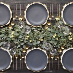 21 Tablescapes that