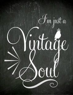 Why Do You Wear Vintage?