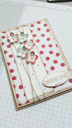 Stampin' Up! petite petals punch bundle