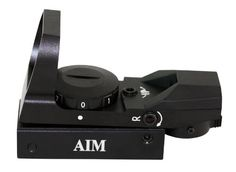 Aim Sports Red Dot Sight with 4 Different Reticles $29.95