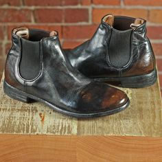 "Officine Creative ""Pull On"" boots"