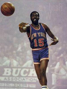 Earl Monroe - New York Knicks