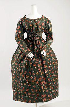 costum, fashion, 18th centuri, dresses, 1799
