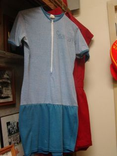 Anyone else remember these lovely gym suits?  High School, got washed at least once a year....