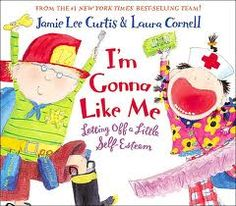 I'm Gonna Like Me by: Jamie Lee Curtis uses themes of self empowerment, feelings, conflict resolution, self esteem, self-actualization.
