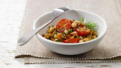 Crowd-pleasing Chickpea and Carrot Salad