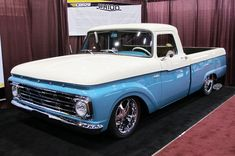 Chevy Pickup Counting Cars | Another Day of Walking Through the Wonderland: SEMA 2011 ...