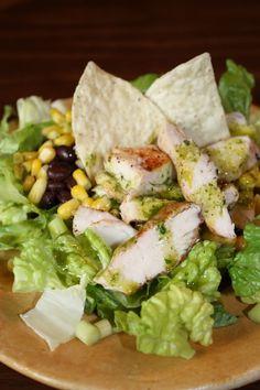 Cuban Chicken Salad