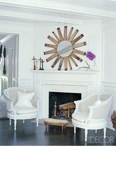 How to decorate with mirrors- 12 inspiring home decors