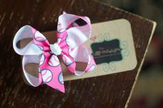 Pink Base Ball Soft Ball Small boutique by Thelittleredwagon $5.00  For all our softtball players!!  Thanks @Laurie Rosenbaugh