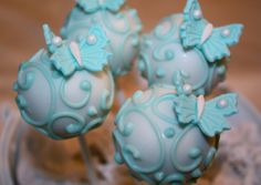 butterfli, baby shower cakes, butterfly cake pops, themed cakes, theme cake, cakepop, babi shower, baby showers