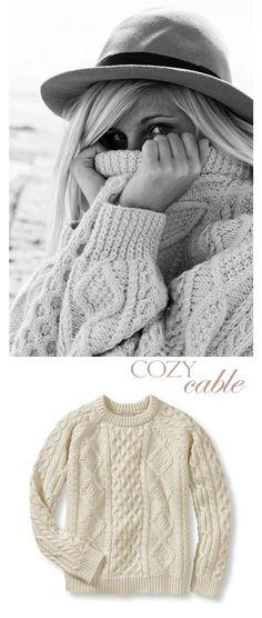 sweaters, fashion, famous style, cabl, style 12, chunki sweater, fisherman sweater