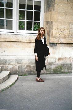 && paris, fashion, fia pari, outfit, street styles, pari 2013, wear, style attitud