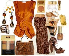 Pure Autumn Fashions