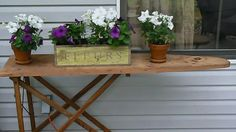 Porch Table  from My Southern Cottage