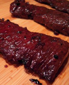 Grilled Balsamic Skirt Steak | Plain Chicken