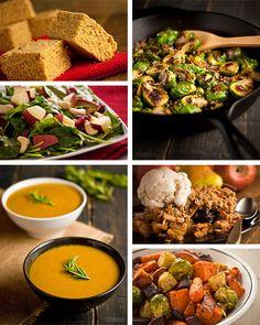 10 Last-Minute Vegan Thanksgiving Ideas #vegan #recipe
