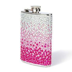 Rhinestone Ombre Flask | Icing