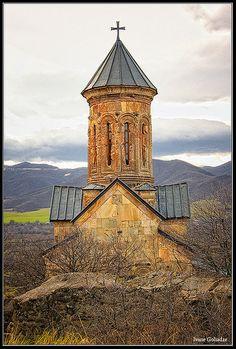 Tsugrugasheni Church XIII Century, Georgia