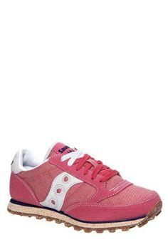 Saucony - Women's Jazz Low Pro Vegan Sneaker - Pink ($59.99)
