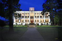 Chowan University    http://www.chowan.edu/