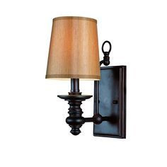 Trans Globe 9621 Wall Sconce, Rubbed Oil Bronze