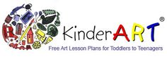 Art History and Appreciation - Lessons About Artists and Art History - Art History Lesson Plans for Kids - KinderArt