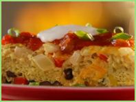 El Ginormo Southwest Oven-Baked Omelette Recipe | Ginormous Food | Hungry Girl TV Show