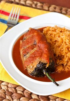 Chile Relleno, Mexico