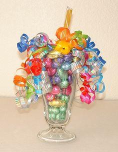 Easter Candy Sundae