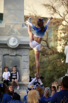 cheer heel stretch competitive cheerleader  #KyFun moved from Kythoni's Cheerleading: Stunts: Bow & Arrow, Heel Stretch, Scorpion & Scale board http://www.pinterest.com/kythoni/cheerleading-stunts-bow-arrow-heel-stretch-scorpio/ m.11.49