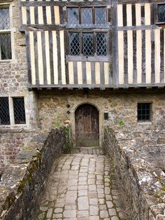 Ightham Mote, Kent. A 14th-century moated manor house  http://www.flickr.com/photos/sjdunphy/7272814688/in/set-72157629988575698/