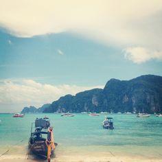 Take me back. Phi-phi island
