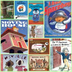 Here are 10 great children's books all about moving.
