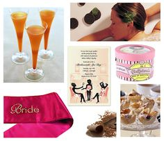 If you're a bridesmaid planning a friend's bachelorette party, consider making it a full-day event. The stress of planning a wedding can lead to undue anxiety the day prior to the ceremony and could result in a bridezilla moment. Keep it stress free and fun!
