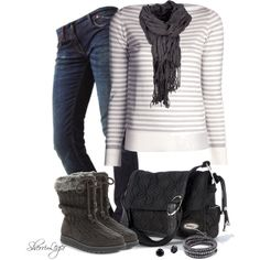 Untitled #496, created by sherri-leger on Polyvore