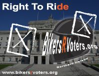 Bikers are people too...  http://www.righttoride.co.uk