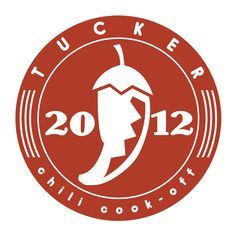 First Tucker Chili Cookoff logo. We also designed the web site and social media campaigns.