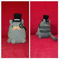 Pusheen Amigurumi Patron : Amigurumi on Pinterest Amigurumi, Pusheen and Crochet ...