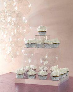 Bubble Party: Coconut Cupcakes Recipe