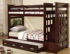 Wynn Stairway Bed