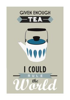 Tea lover? Try our a