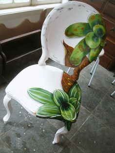 see shutter painting 1 of 2 shutter paint, chair art, brazil, artsi furnitur, paint chair, chairs, paint furnitur, paintedupcycl furnitur, argina seixa